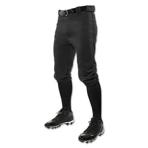 BASEBALL - KNICKER PANTS BLACK