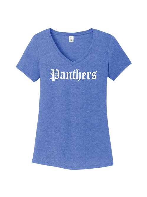 STANS PANTHERS - LADIES V NECK