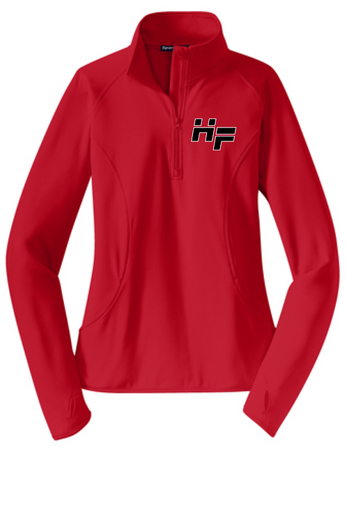 HF LADIES Sport-Tek® 1/2-Zip Pullover