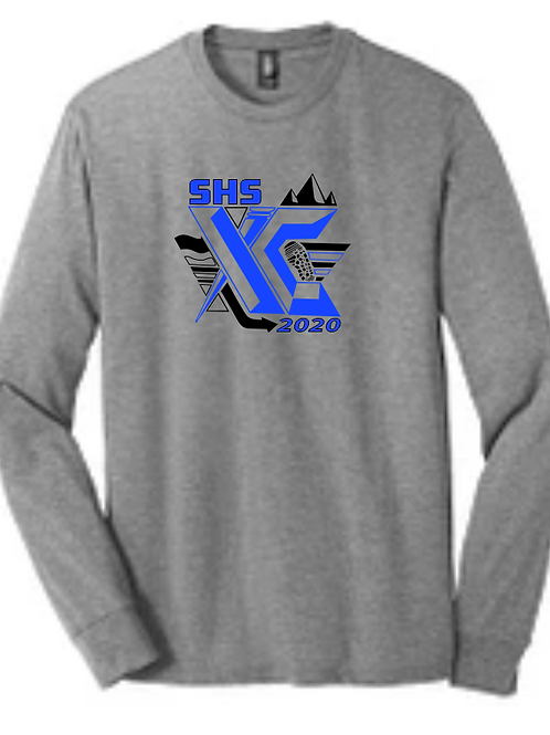 XC UNISEX TRIBLEND LONG SLEEVE