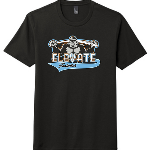 ELEVATE YOUTH 50/50 TEE