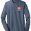 Thumbnail: OXFORD FIRE TRIBLEND LONG SLEEVE TEE