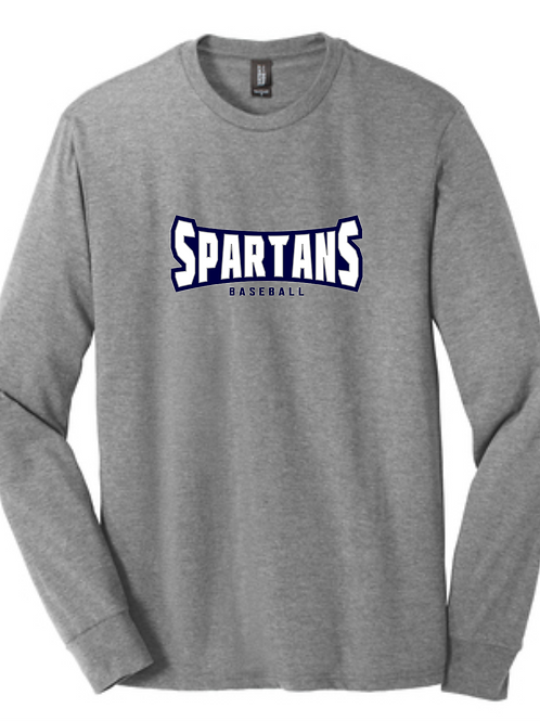 SPARTANS TRIBLEND LONG SLEEVE