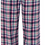 Thumbnail: CLEARCREEK ELE. ADULT BOXERCRAFT FLANNEL PANTS