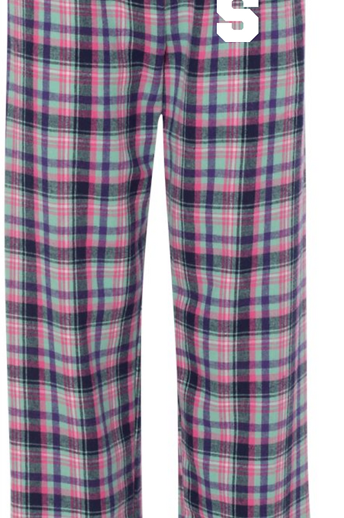 CLEARCREEK ELE. ADULT BOXERCRAFT FLANNEL PANTS