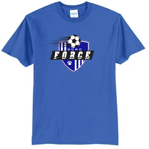 FORCE YOUTH 50/50 BLEND TEE