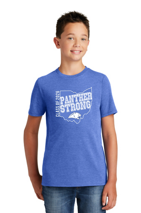 YOUTH 2026 TRIBLEND TEE