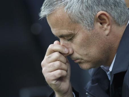 Brighton 3-2 Man Utd: Same old 3rd season woes for Jose?