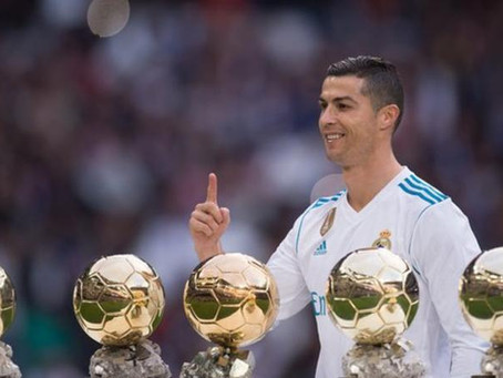 La Liga Round Up - Ronaldo back on fire after his Ballon D'Or victory