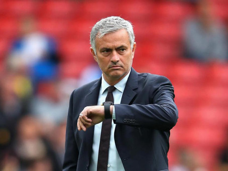 Is the clock ticking on Jose's time as United boss?