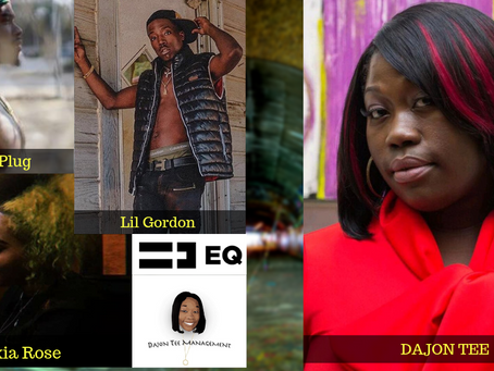 Alexia Rose, Lil Gordon & Da Only Plug Inks a Deal with Equity, Roc Nation's Indie Distro Platform