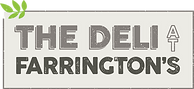 The deli at farringtons logo