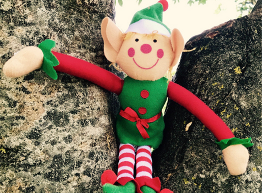 PERFECT THING FOR KIDS TO DO AT CHRISTMAS - FARRINGTON'S ELF HUNT