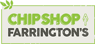 The chip shop at farringtons logo