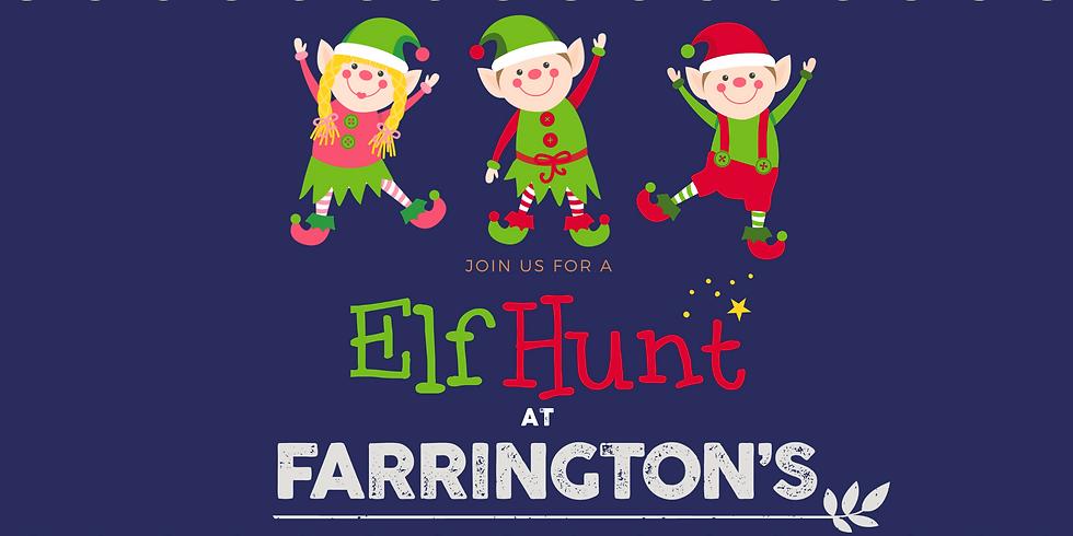 The Elf Hunt - Sat 12th Dec