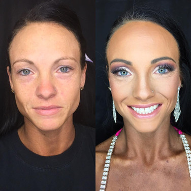 Competitor Glam