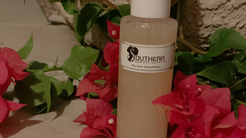 SBS Shea Honey Almond Shampoo