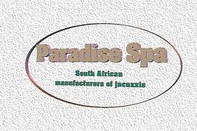 Paradise Spa Logo - Manufacturers of Jacuzzis