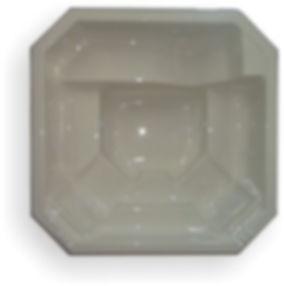 Square Jacuzzi