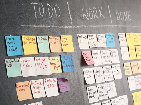 Taking the First Step toward Scrum