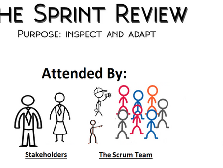 Making the most of the Sprint Review