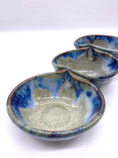 Triple bowl 2
