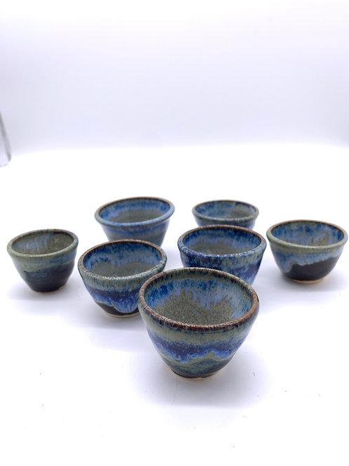 Teeny tiny bowls