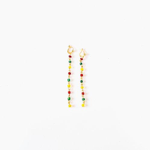 Reggae Earrings