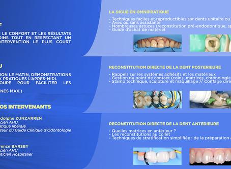 Formation Restore 2019 à Biarritz
