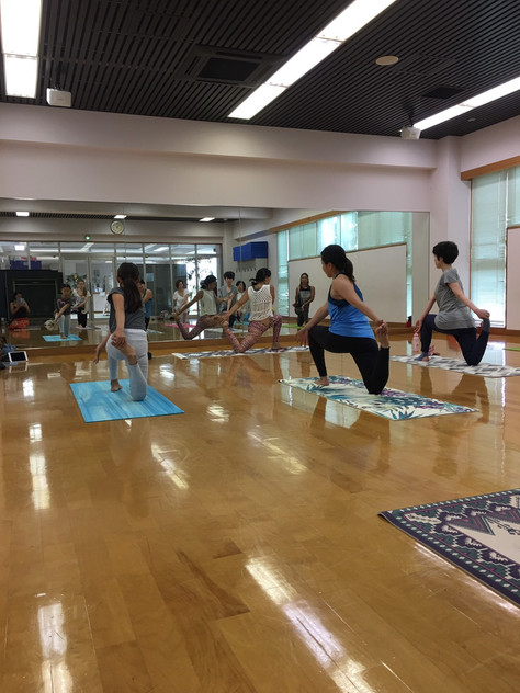 YSY yoga & Macrobiotic