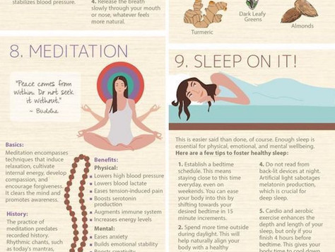 21ways nourish your body and elevate your mind