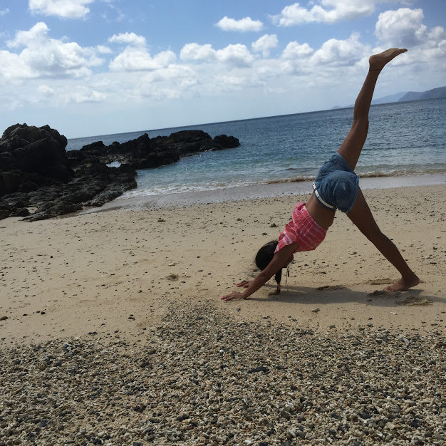 Power flow yoga   all level