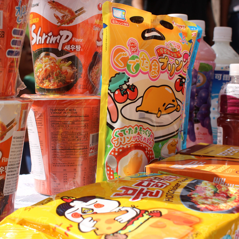 Industrializados coreanos que fazem sucesso entre os K-Poppers