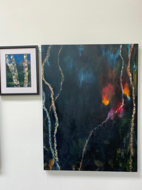 Pandemic Series #6, Oil on Canvas, 36 x 48, 2020.jpg