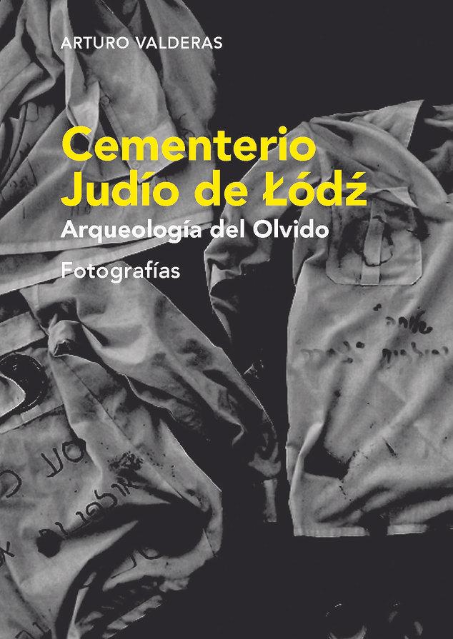 Libro Cementerio Judio de Łodż