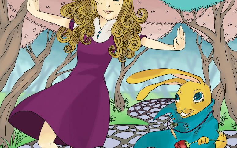 Lily y el Conejo Dorado