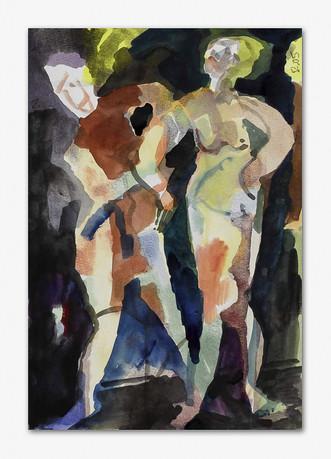 OhneTitel, 2005, Aquarell, 24x16 cm