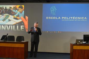 Poli-USP irá atuar em projetos de IoT para a cidade de Joinville