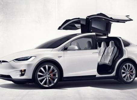 Tesla отозвала более 14 тыс. машин в Китае из-за подушек безопасности