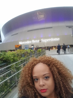 ARock at the Mercedes Benz stadium