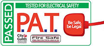 City & Guilds PAT Testing qualified electrician