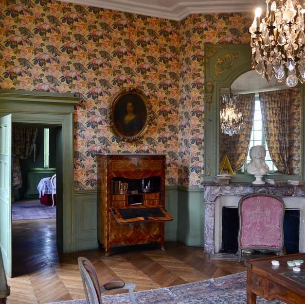 Chambre Lowendal - Après