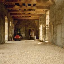Interieur de l'Orangerie