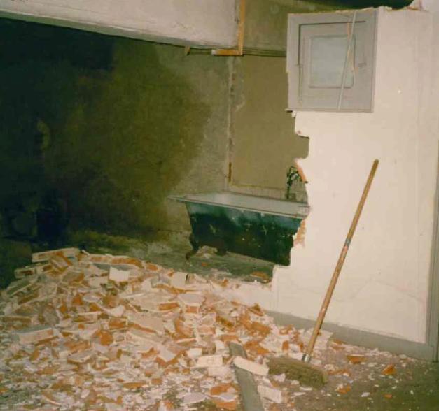 Démolition Appartements