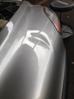 Paintless Dent Repair Volvo 2010