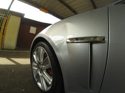 Paintless Dent Repair Jaguar 2012