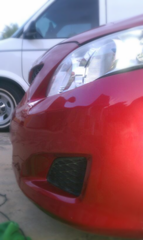 Paintless Dent Repair After