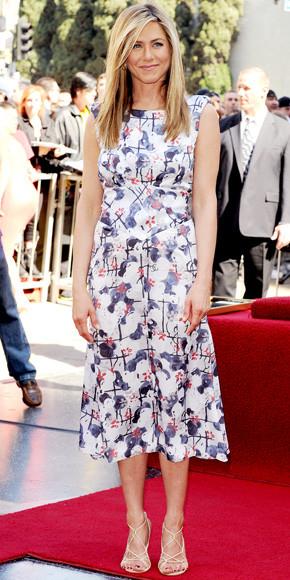 Jennifer Aniston in Chanel