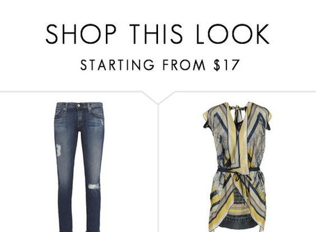 Spring Forward 2016- Look One