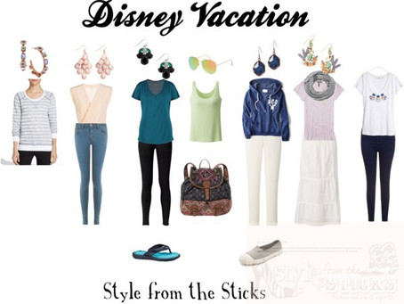 Breaking All the Rules- Disney Vacation